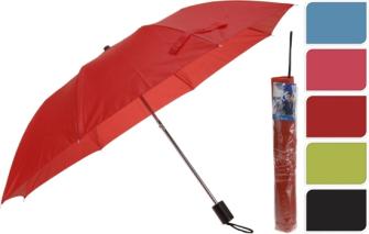 Taschenregenschirm 5ass 52cm