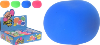 Antistressball im Display