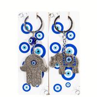 Türkisches Auge Hänger 10cm Elefant Hand Fatimas 2ass