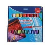 Acrylfarben 18er Schachtel à 36ml matt