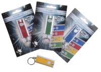 Schlüsselanhänger LED 4ass