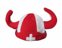 Schweiz Hut mit Hörner