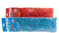 Mop Microfiber + Chenille 40x12cm 115g rot für 123719