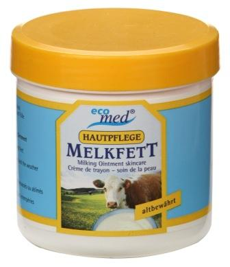 Ecomed Creme Melkfett 250 ml